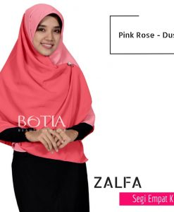 Botia Zalfa Pink Rose - Dusty Pink
