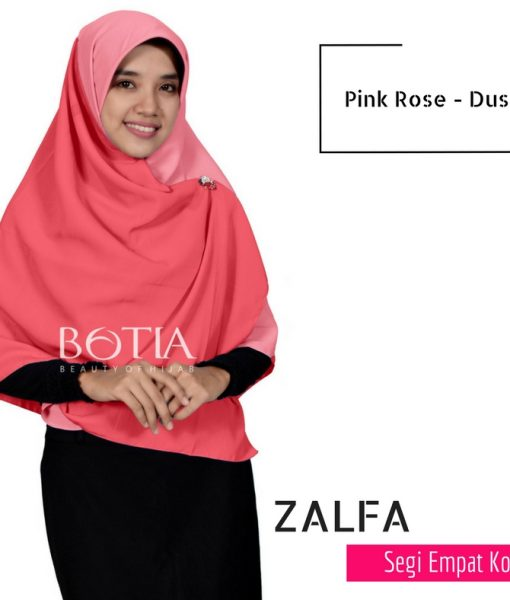 Botia Zalfa Pink Rose – Dusty Pink
