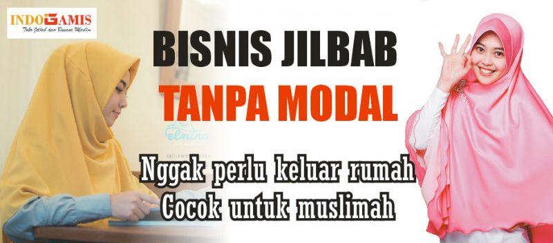 bisnis jilbab tanpa modal