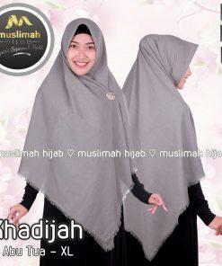 Jilbab MUslimah Hijab Khadijah Abu Tua