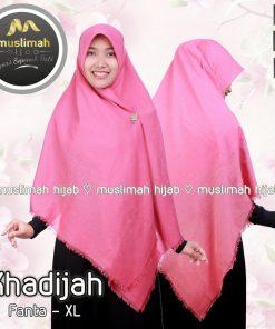 Jilbab Muslimah Hijab Khadijah Fanta
