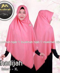 Jilbab Muslmah Hijab Khadijah Salem