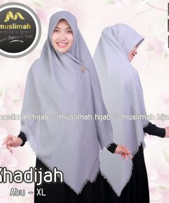 Jilbab Muslimah Hijab Khadijah Abu