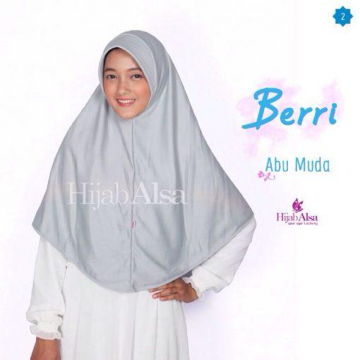 Jilbab Hijab Alsa Khimar Berri - Abu Muda