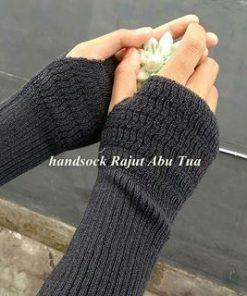 Handsock Jempol Rajut Naureen Abu Tua