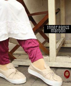 Inner Pant's Khumaira Syar'i - Maroon